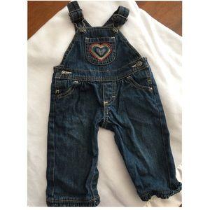 Osh Kosh infant overalls